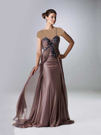 انواع مدل لباس شب و مجلسي