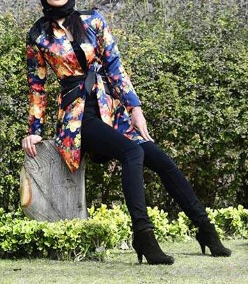 مدل مانتو های سنتی ایرانی