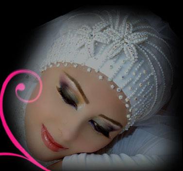 مدل جديد تاج و تور عروس عرب و ترک