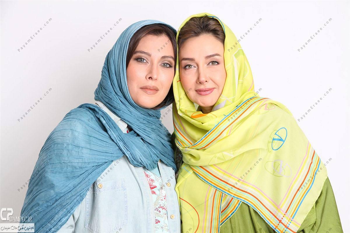 عکس های آتلیه ای و دیدنی بازیگران زن