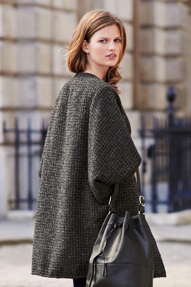 مدل شنل زمستانی دخترانه