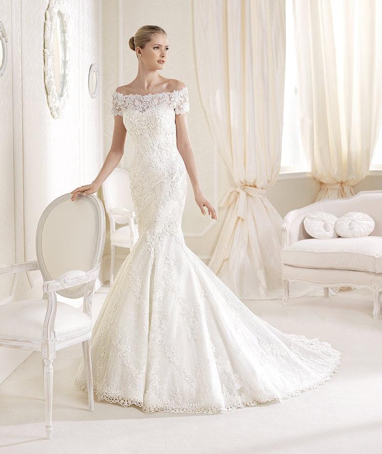 دل لباس عروس 2015