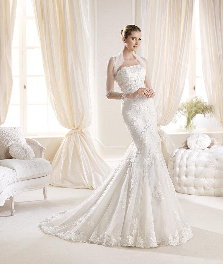 ژونال لباس عروس