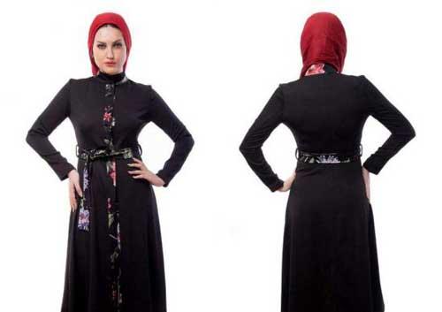 مدل های مانتو دو تیکه ایرانی