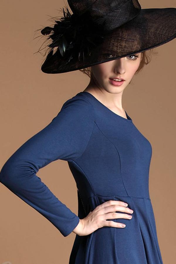 لباس بلند مجلسی و ماكسي با کلاه